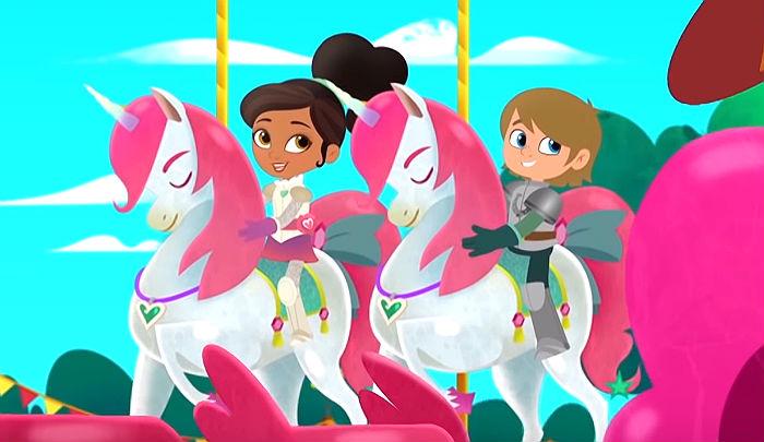 Нелла, отважная принцесса смотреть онлайн все серии